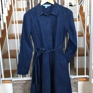 Draper James: Fun Twist on a Classic Shirt Dress